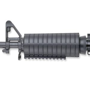 GG&G AR15 Under Foregrip Integrated Rail Mount Picatinny Black