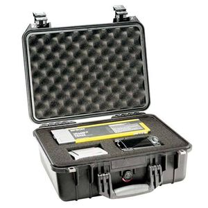 "Pelican Protector Medium Case Black 16.5 x 13 x 7"" 1450-000-110"