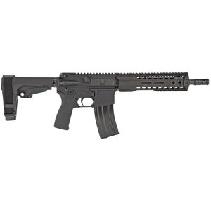 "Radical Firearms .300 Blackout AR-15 Semi Auto Pistol 10.5"" Barrel 30 Rounds 9"" Free Float M-LOK MHR Handguard SB-Tactical Pistol Brace Black"