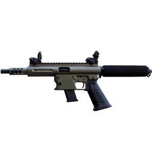 """TNW Aero Survival Semi Auto Pistol 45 ACP 8"""" Barrel 26 Rounds OD Green"""