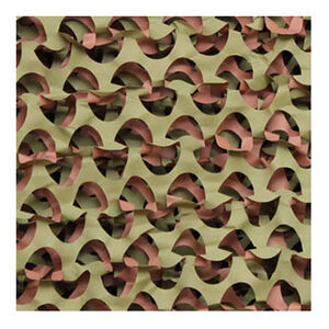 """Camo Unlimited Basic Series Ultra Lite Netting 7'10"""" x 19'8"""" 3D Leaf Like Foliage Reversible Green and Brown"""