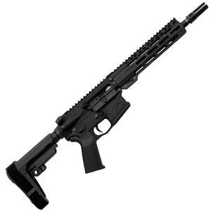 "American Defense Mfg. AR15 ADM UIC MOD2 Semi-Auto Pistol .300 AAC Blackout 10.5"" Barrel 30 Rounds Flat Top Optics Ready SBA3 Brace Black Finish"