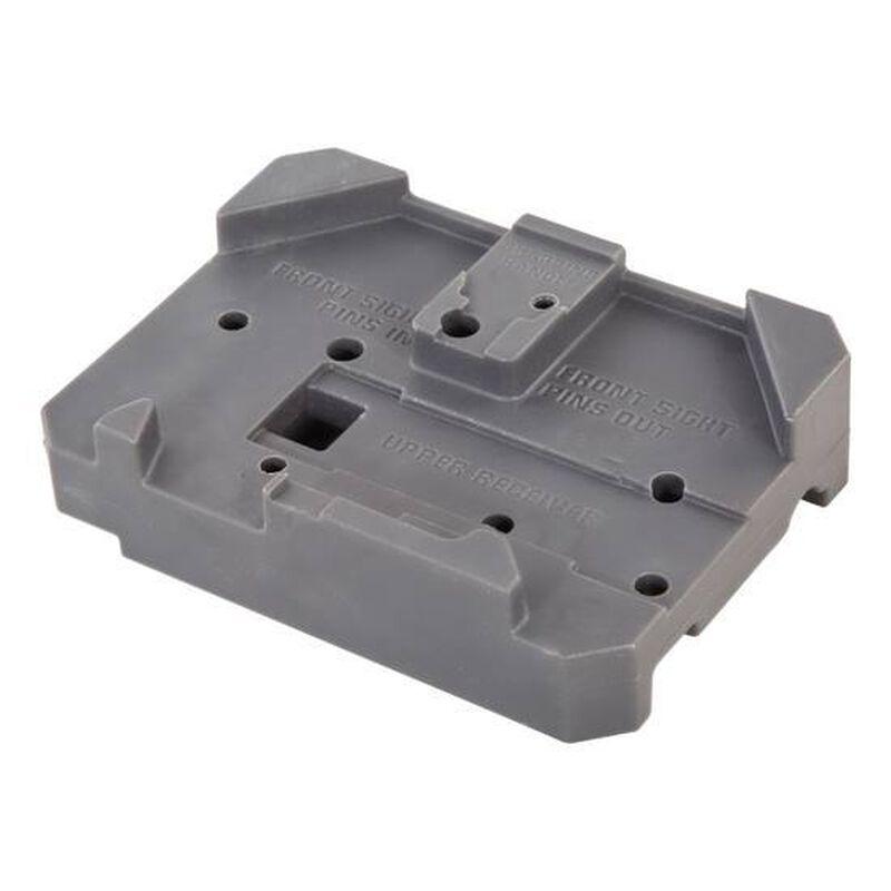 Wheeler Delta Series AR Armorer's Bench Block Polymer Gray 156945