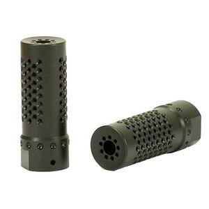 "Spike's Tactical AR-10 Dynacomp Extreme .308 7.62 5/8x24"" Thread Steel Melonite Black SBV1019"