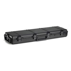 Pelican Storm iM3300 Long Case Hard Case with Wheels HPX Resin Black IM3300