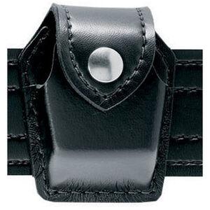 Safariland 307 EDW Cartridge Holder Fits Taser X26 Cartridge Black Snap SafariLaminate Hi-Gloss Black
