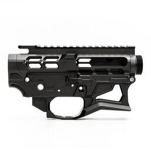 Iron City Rifle Works Berserker Nine PCC AR-15 Skeletonized Stripped Receiver Set 9mm Luger Lightweight Precision Engineering Aluminum Black