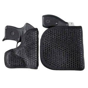 DeSantis M44 Super Fly Pocket Holster Glock 26, 27, 33, 39 Keltec P11, Walther PPS/PK380, Taurus 709 Ambidextrous Nylon Black