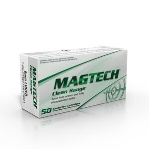 Magtech 9mm Luger Ammunition 1000 Rounds TMJ 115 Grains CR9A