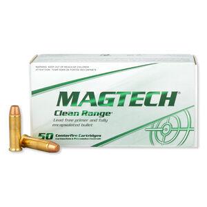 Magtech .38 Special Ammunition 50 Rounds FEB Flat Nose 158 Grains CR38A