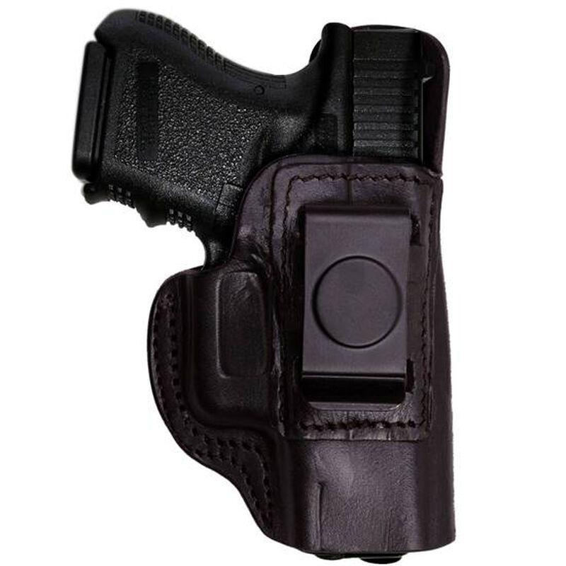 Tagua Gunleather IPH Bersa .380 ACP IWB Holster Right Hand Leather Black IPH-1200