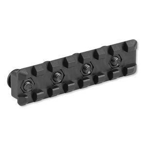 "CAA AR-15/M4 3"" Picatinny Rail Mounting System Polymer Black TRM1"