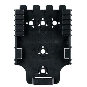 Safariland Model 6004-22 QLS Receiver Plate Black