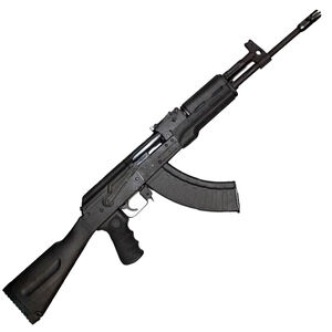 """M+M M10-762 7.62x39 Semi Auto Rifle 16.25"""" Chrome Lined Hammer Forged Barrel 30 Rounds Fixed Stock Black"""