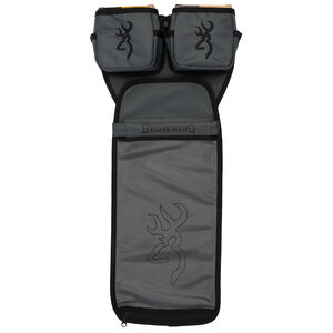 Browning Summit Military Pouch Shell Holder Ripstop Gray