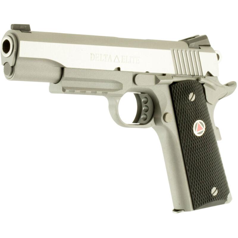 Colt 1911 Full Size Delta Elite Rail Gun Semi Auto Pistol 10mm Auto 5