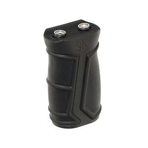 UTG Compact Foregrip Keymod Polymer Matte Black RB-FGK-01