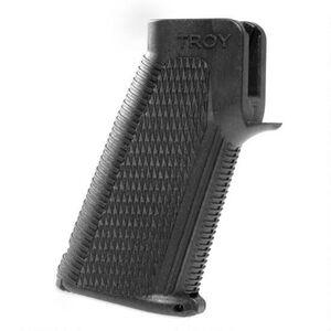 Troy Industries AR-15 Control Grip Polymer Black SGRI-EHC-00BT-00