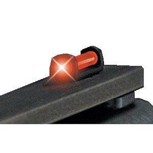 TRUGLO Long Bead Shotgun Bead Replacement Red Universal TG947UR