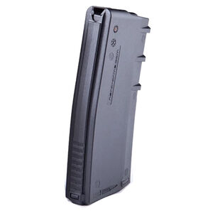 HERA USA H2 AR-15 Magazine 5.56 NATO 20 Rounds Polymer Construction Black Finish