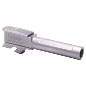 True Precision GLOCK 43 Replacement Barrel Non-Threaded Stainless Steel Finish