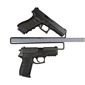 Gun Storage Solutions Over-Under Handgun Hanger 2 Pack