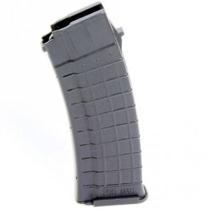 ProMag AK-74 30 Round Magazine .223 Remington/5.56 NATO Polymer Construction Matte Black