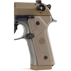 Beretta M9A3/Vertec Thin Grips Polymer Tan