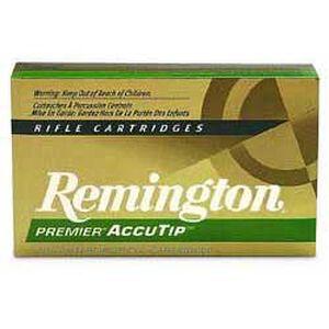 Remington .223 Remington Premier Ammunition 20 Rounds, AccuTip-V, 55 Grains