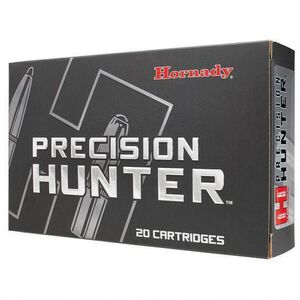 Hornady Precision Hunter .300 RUM Ammunition 20 Rounds ELD-X PTBT 220 Grains 8209