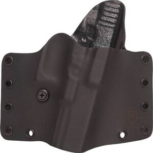 BlackPoint Tactical Standard Belt Holster FN FNS Compact 9/40 Right Hand Kydex Black 102861