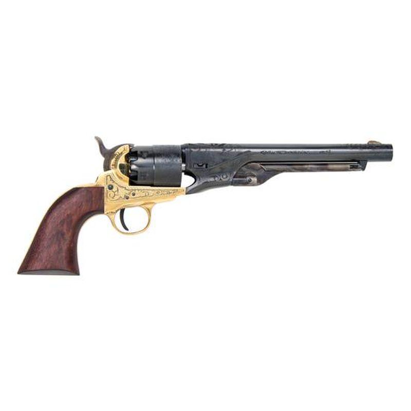 Traditions 1860 Army Engraved Black Powder Revolver