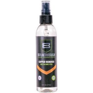 Breakthrough Clean Technologies Copper Remover 6oz Spray Bottle