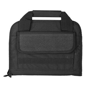 Fox Outdoor Dual Tactical Pistol Case Nylon Black 54-5301