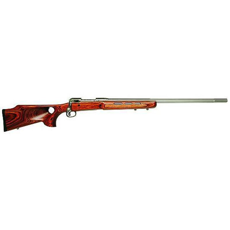 "Savage Model 12 BTCSS Varmint Bolt-Action Rifle .223 Remington 26"" Barrel 4 Rounds Laminated Wood Thumbhole  Stock Stainless Steel Barrel"
