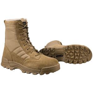 """Original S.W.A.T. Classic 9"""" Men's Boot Size 12 Wide Non-Marking Sole Leather/Nylon Coyote 115003W-12"""