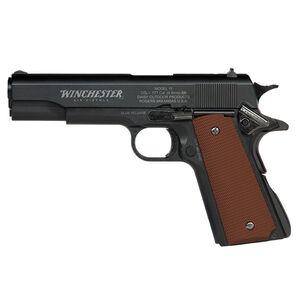 Daisy Winchester Model 11 Pistol .177 BB CO2 Powered Semi Automatic Blowback 16 Rounds Black Finish