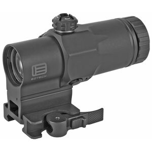 EOTech, G30, Magnifier, 3X, QD Mount, Tool-Free Adjustable Azimuth Dials, Adjustable Diopter-Precise Focusing, Black Finish