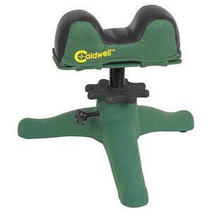 Caldwell The Rock Jr. Shooting Rest Cast Iron Green 323225