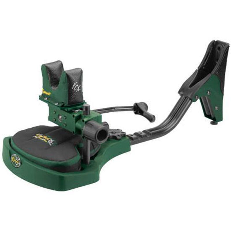 Caldwell Lead Sled FCX Shooting Rest Green