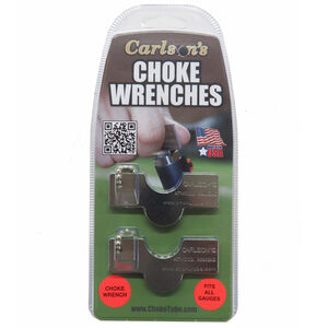 Carlson's Universal Choke Tube Wrench Two Pack