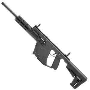 "Kriss USA Kriss Vector 22 CRB .22 Long Rifle Semi Auto Rifle 16"" Barrel 10 Rounds 6 Position Adjustable Stock Matte Black Finish"