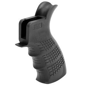 UTG PRO AR-15 Ambidextrous Pistol Grip USA Made Polymer Black RBUPG01B