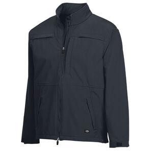 Dickies Outdoor Apparel Soft Shell Tactical Jacket Polyester/Spandex Medium Black LJ540BK M