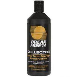 Break-Free Collector Liquid Long Term Storage Preservative 4 oz Bottle