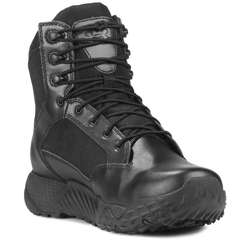 Under Armour Women's Stellar Tactical Boot 6 Black