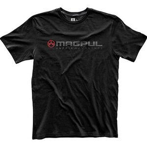 Magpul Fine Cotton Unfair Advantage T-Shirt Size Medium Matte Black MAG745-001-M