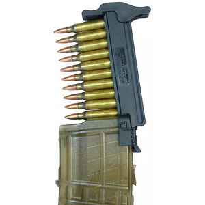 Maglula StripLULA Steyr Aug Pattern Magazines .223 Rem/5.56mm NATO Loader/Un-loader 10 Rounds Polymer Black