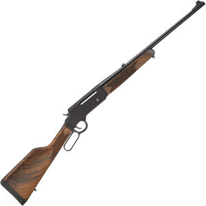 """Henry Long Ranger Lever Action Rifle .308 Win 20"""" Barrel with Sights 4 Round Removable Magazine American Walnut Stock Anodized and Blued Finishes"""