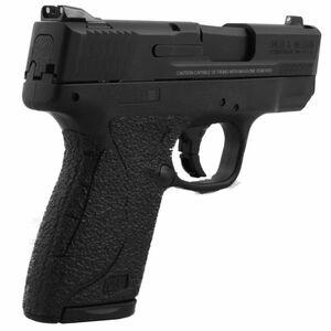 TALON Grips S&W M&P Shield .45 ACP Textured Rubber Low Profile Grip Black 715R